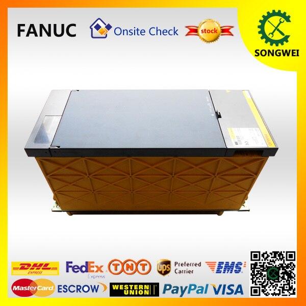 Módulo servo amplificador fanuc A06B-6083-H245 controle cnc peças de reposição drive amp
