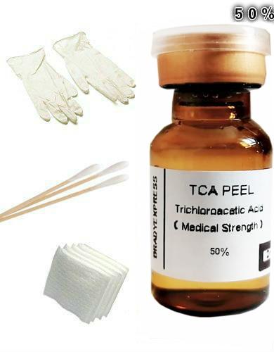 2ML 50% TCA Skin Peel Kit Removes Skin Tags, Age Spots, Birthmarks & More! Free Shipping