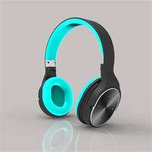 Casque Bluetooth sans fil à suppression de bruit actif Bovitar M30 10 heures de jeu casque Bluetooth avec basses profondes Super HiFi