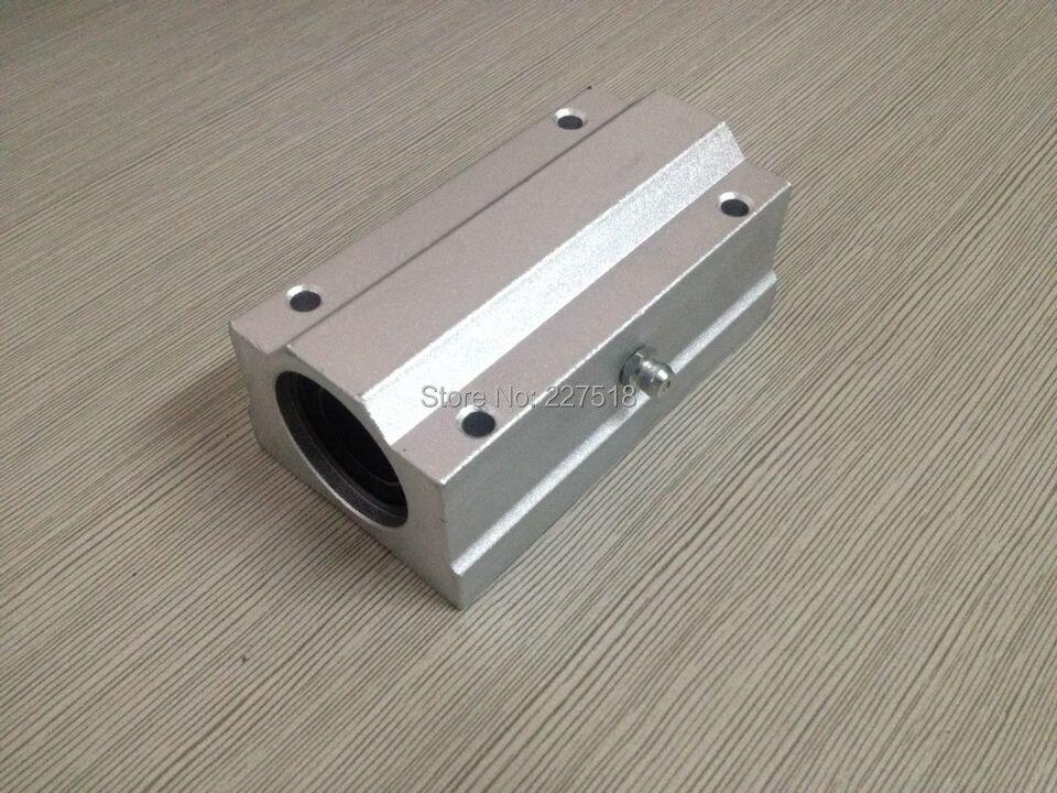 1 قطعة SCS60LUU 60 مللي متر خطي محور كروي كتلة ، تحمل وسادة Bolck