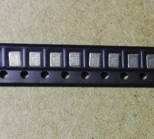 20PCS 3.2x2.5 3225 4 feet 8MHz 8.000MHz passive SMD quartz crystal oscillator