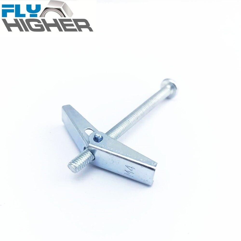 4X50 50pcs/pack  Spring toggle round head screw