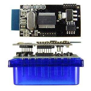 Image 1 - Elm 327 в 1,5 Obd2 считыватель кодов ELM327 Bluetooth V1.5 OBD Автомобильные диагностические инструменты ELM 327 Obdii диагностический сканер для Android