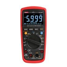 UNI T UT139S True RMS multimètre numérique ca cc Multi mètre testeur de température LPF filtre de passage LoZ entrée basse impédance + outils sacs