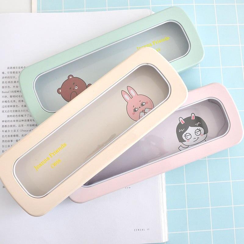 Маленькая свежая прозрачная оконная коробка креативная Корейская простая