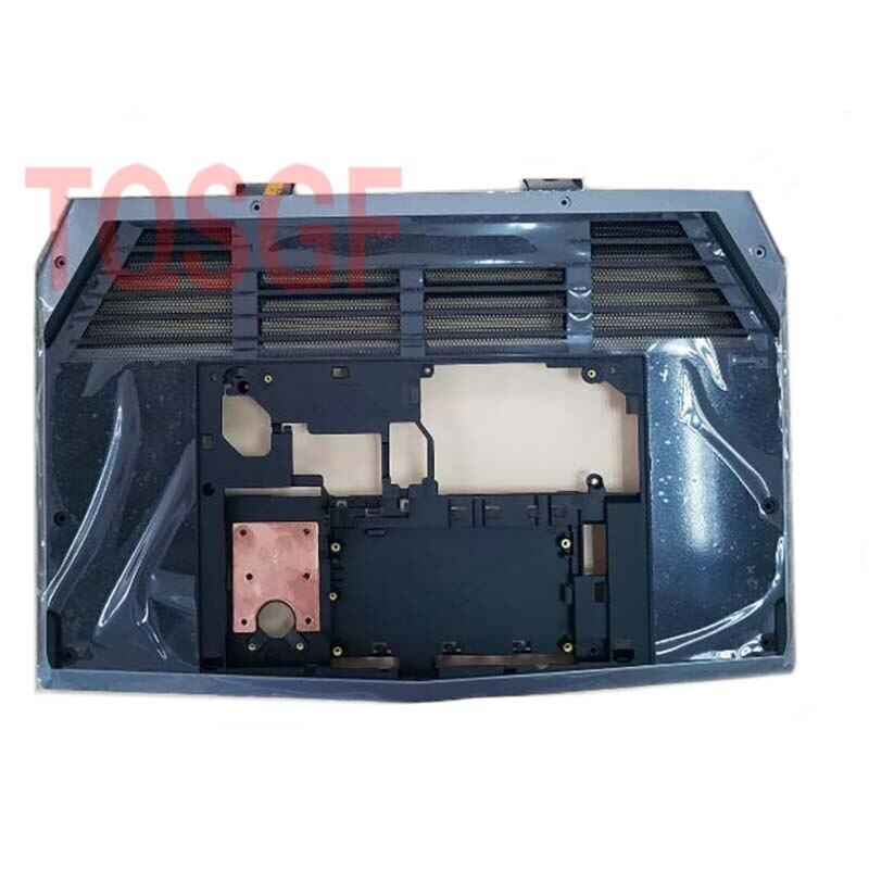 Caso Inferior Tampa Da Base inferior para Dell Alienware 15 M15X R2 R3 0Y5FKV Y5FKV Preto