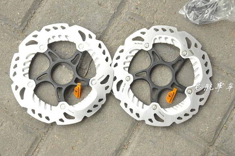 X-T-R SM-RT99 rotor Centerlock bicicleta freno de disco rotores 160mm 180mm 203mm RT99
