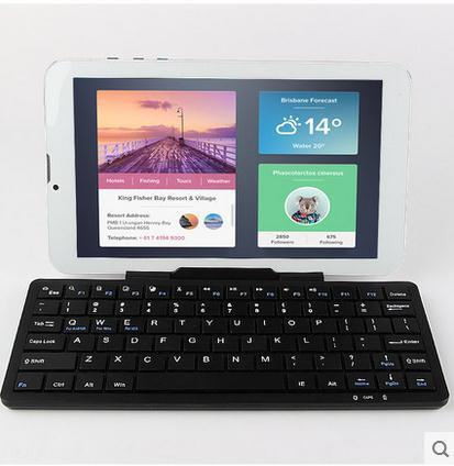Teclado Bluetooth MAORONG TRADING con soporte de Metal para cubo IWORK12 teclado reemplazable para cubo iwork12 10,6 teclado