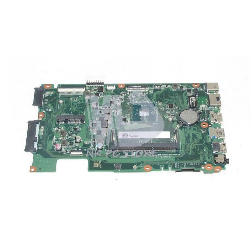 NOKOTION nueva placa base para portátil Acer aspire ES1-411 Tablero Principal DA0Z8AMB4E0 NBMRU110026 DDR3 con procesador de a bordo