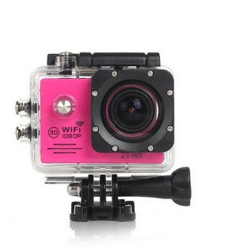 2.0 LCD  photo Cameras 1080P  12MP WiFi  Video  Cameras 30M Waterproof Full HD DVR
