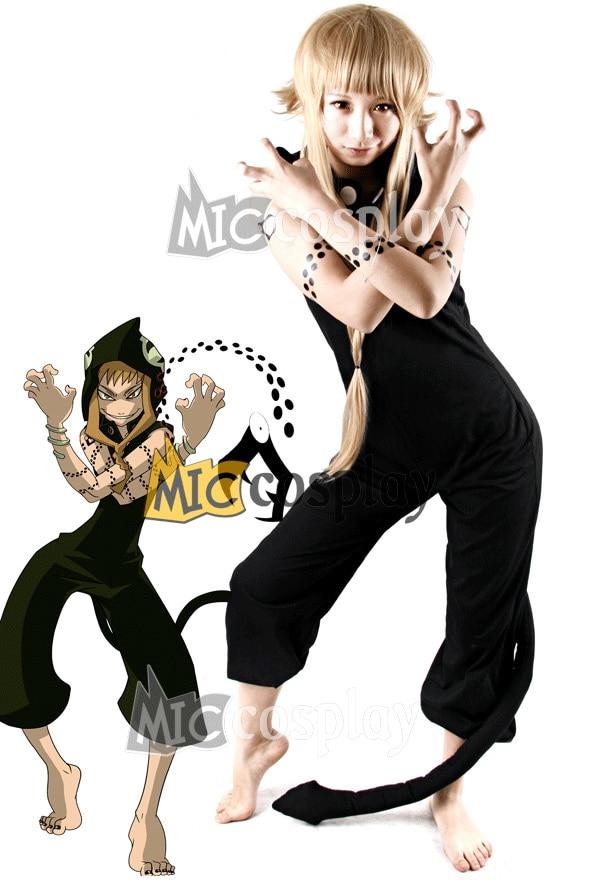 Alma Eater Medusa Cosplay traje-Cosplay trajes y ropa vestuario para fiesta de Halloween