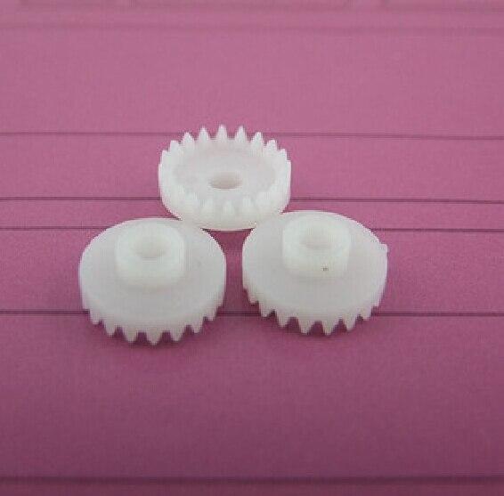10 pçs/lote c203a mini coroa de plástico modelo diy, brinquedos, robô, peças, frete grátis, rússia