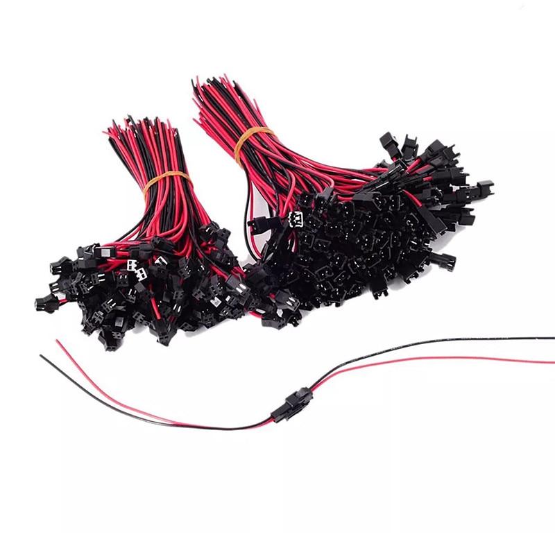 2 3 4 5 pinos sm jst conector macho & fêmea plugue 2pin 3pin 4pin 5pin fio cabo pigtail plug led lâmpada conector frete grátis