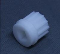4pcslot new arrival meat grinder parts plastic sleeve screw gear fit borkvitek vt 1671 vt 1672 vt 1673 vt 1677