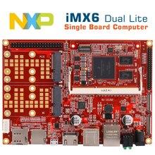 I. Carte de développement mx6dual lite imx6 android/linux i. Carte de développement mx6 cpu cortexA9 embarquée POS/voiture/médical/industriel