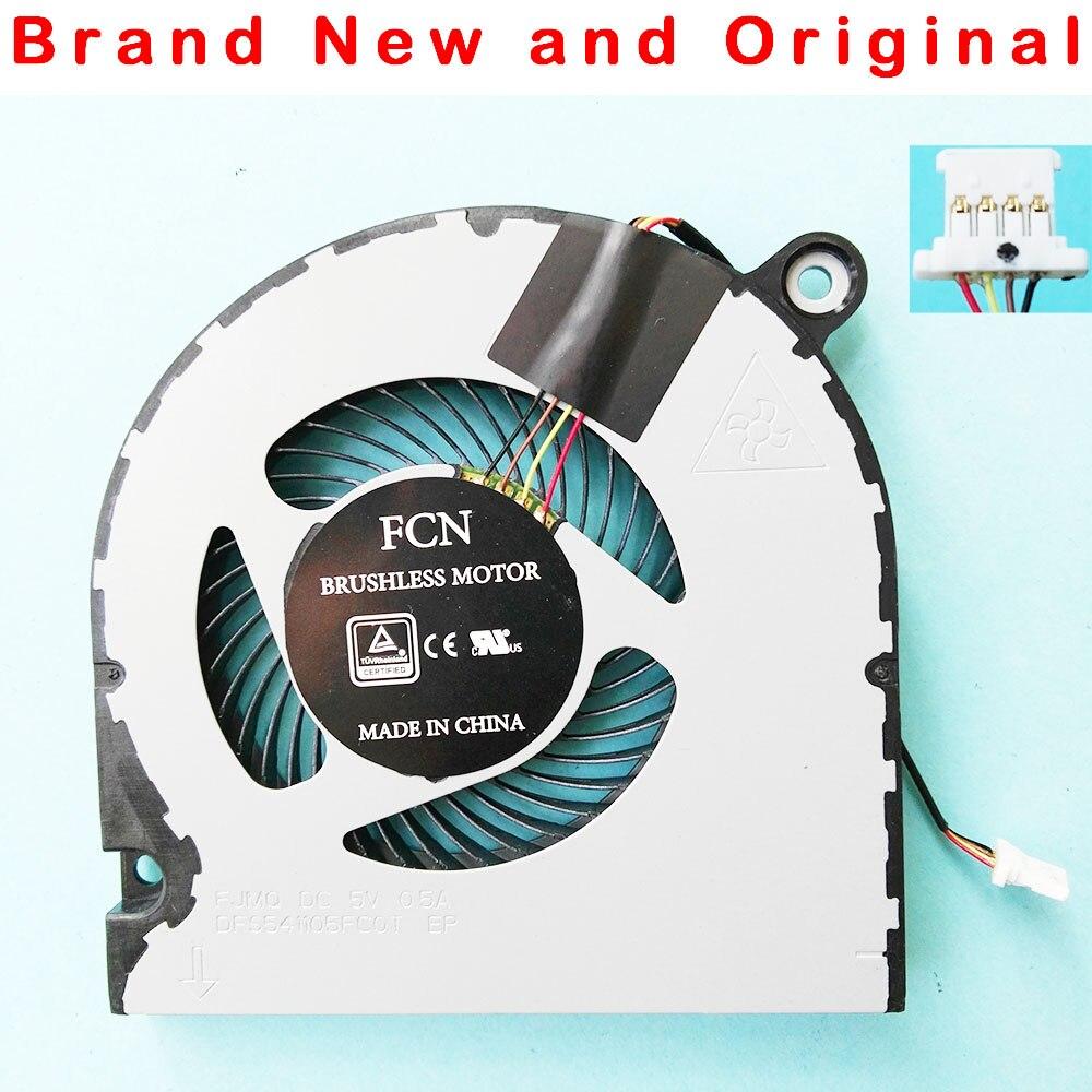 Новый оригинальный вентилятор охлаждения для процессора Acer Aspire A314-31, A315-21, A315-31, A315-51, A315-52, FJMQ, кулер для процессора, A515-51