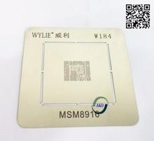 1 unids/lote BGA Reball plantilla para CPU MSM8916 MSM8939 MSM8216 & D