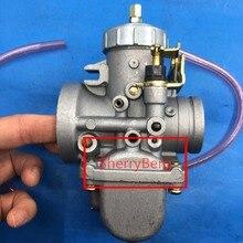 Carburateur pour motoneige rond   Carburateur, carb (coppy Mikuni 34MM) de bonne qualité, pour yamaha VM34 atv 350 et pz34j, nouvelle collection