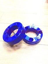 HL Kit de levage despacement de choc   4x4 Accesorios 32mm à bobine avant pour Navara D40 NP300 4WD 05-15