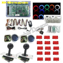 Pandora Box 6S 1388 in 1 Jamma Game PCB DIY Arcade Kit/Set Push Button Joystick For Retro Zero Delay Game Machine