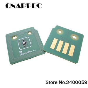 4PCS/Lot Compatible NEC MultiWriter-9950C MultiWriter 9950C MultiWriter9950C Refill Cartridge Toner Unit Chip PR-L9950C-14 Chips