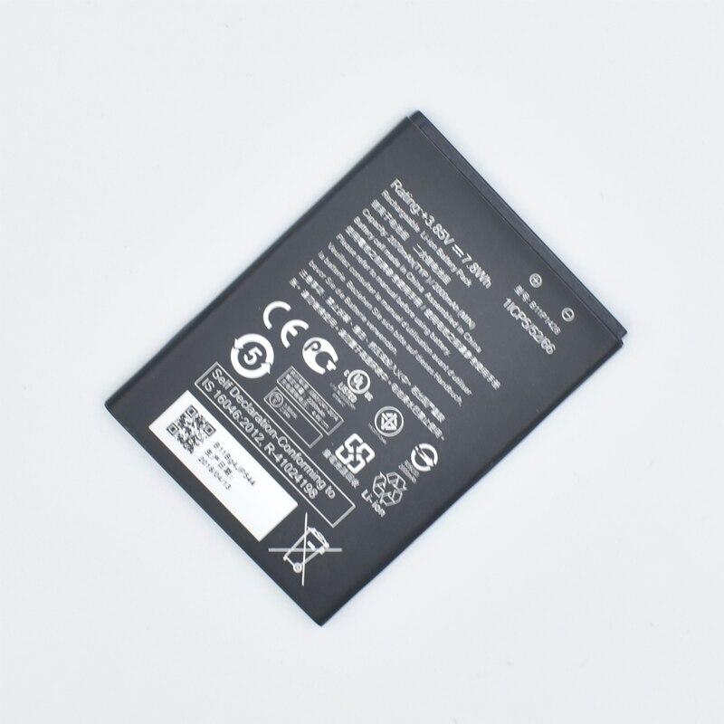 Hekiy оригинальный новый аккумулятор 2000 мАч B11P1428 батарея для ASUS ZenFone ZB450KL B11P1428 Аккумуляторы для мобильных телефонов высокого качества