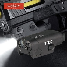 WIPSON SF XC1 Pistol MINI Light Gun LED Tactical Weapon Light Airsoft Military Hunting Flashlight Fo