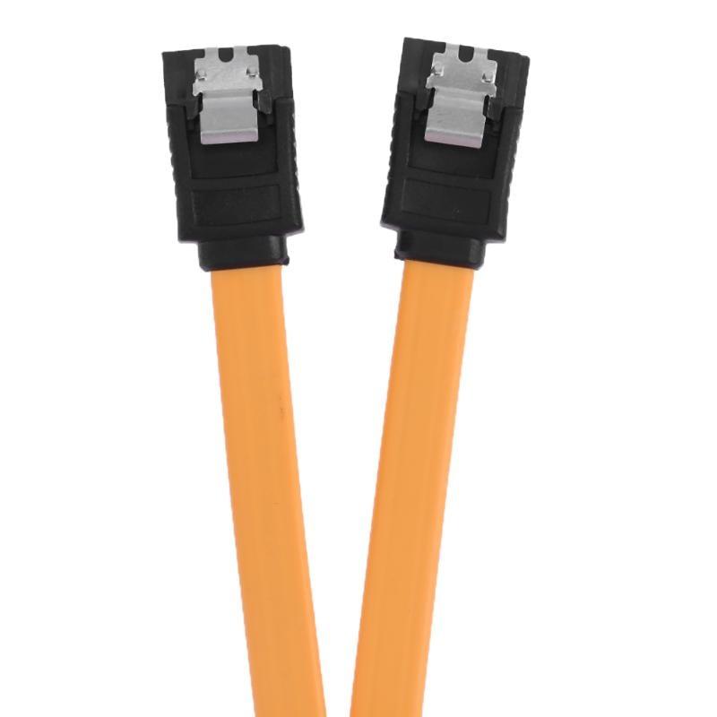 40 см SATA кабель для передачи данных Serial ATA HDD жесткий диск сигнальный шнур Высокоскоростной медный плоский провод ядро S
