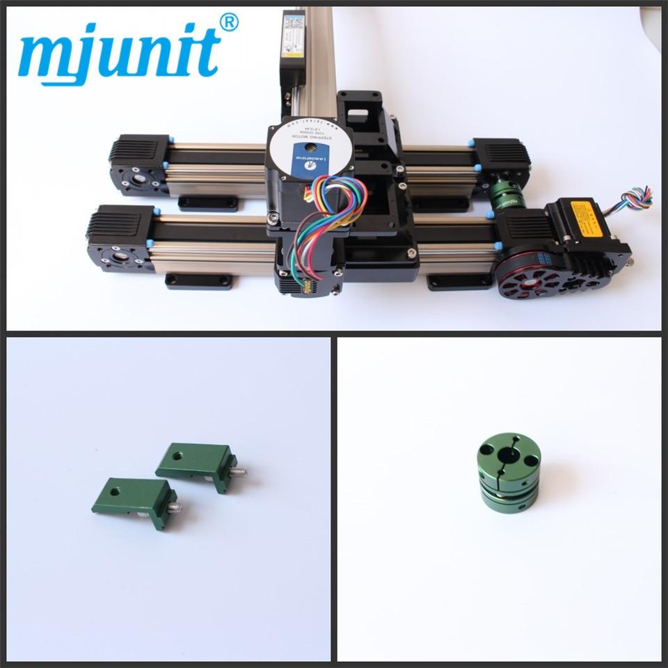 الحديدية mjunit تنافسية 2 محور cnc راوتر مع مربع في كفاءة عالية