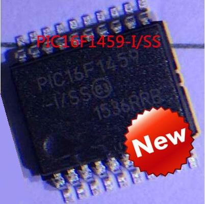 Envío Gratis nuevo Original PIC16F1459T-I/SS PIC16F1459-I/SS PIC16F1459 SSOP-20 IC