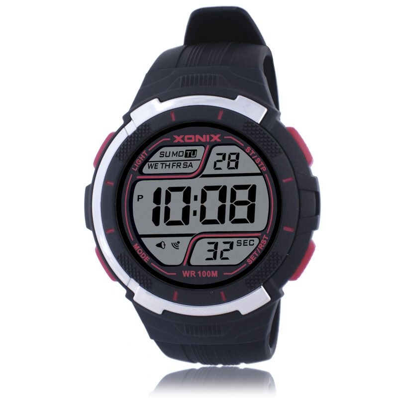 Mens Sports Watches Top Brand Luxury Dive Digital LED Military Watch Men Fashion Casual Electronics