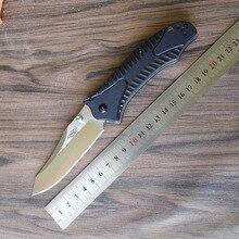 Firebird Ganzo F710 440C lame G10 poignée EDC couteau pliant survie Camping outil chasse couteau de poche tactique edc outil extérieur