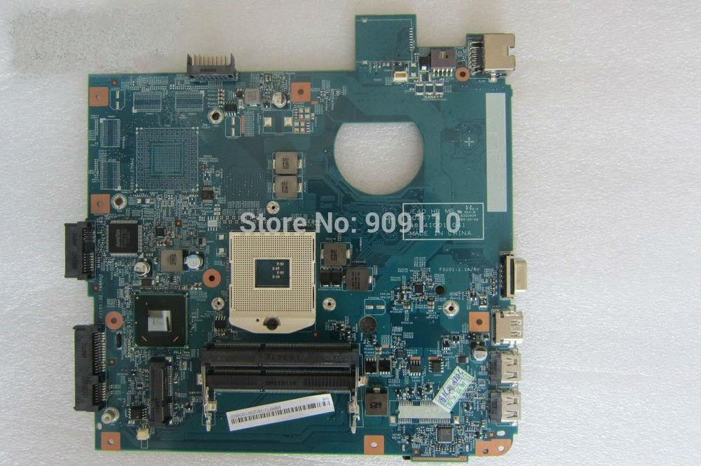 KEFU For acer aspire 4752 4755 laptop motherboard JE40 HR MB 10267-4 48.4IQ01.041 HM65 DDR3 mainboard MBRPT01001 MB.RPT01.001