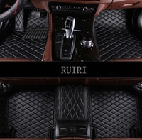 Best quality! Custom special car floor mats for BMW 2 series Active Tourer 218i 220i 225i 228i F45 2019-2014 waterproof carpets