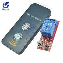 DC 5 V 12 V 1 Kanal Relais Modul Infrarot IR Remote Switch Control 1 CH Relais Fahren Board-Controller für Elektronische