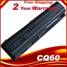 Latpop Batteria Per HP Pavilion DV4 DV5 DV6 CQ60 CQ61 484170-001 HSTNN-LB72 EV06 USA