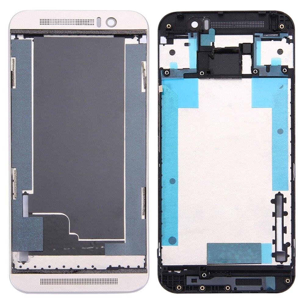 H Frente LCD Habitação Placa Moldura quadro para HTC One M9