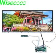Écran daffichage de LM290WW1-SSA3 de panneau daffichage à cristaux liquides dips de 29 pouces 2560*1080 sans bordure avec la carte de contrôle de DP DVI HDMI LVDS
