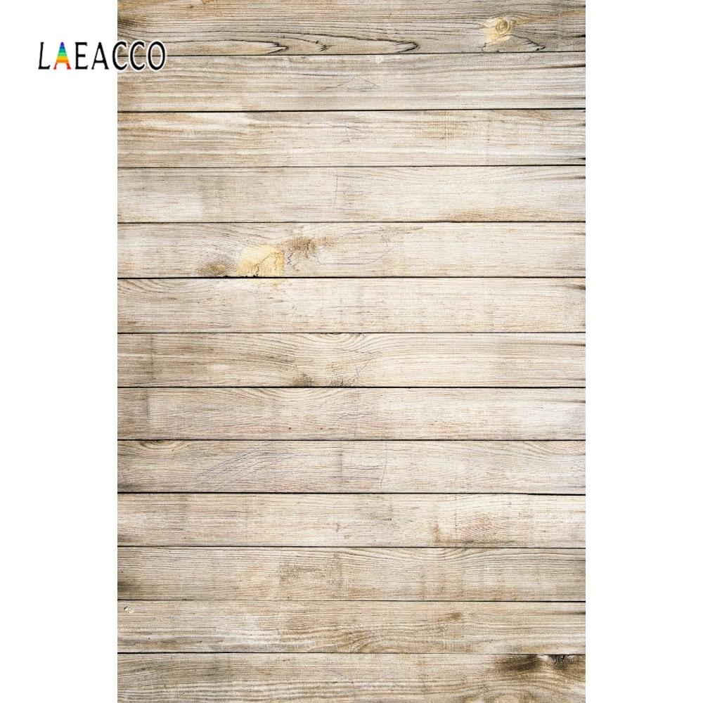 Laeacco Holz Bord Plank Boden Muster Porträt Kid Szene Fotografie Hintergründe Individuelle Fotografische Hintergründe Für Foto Studio