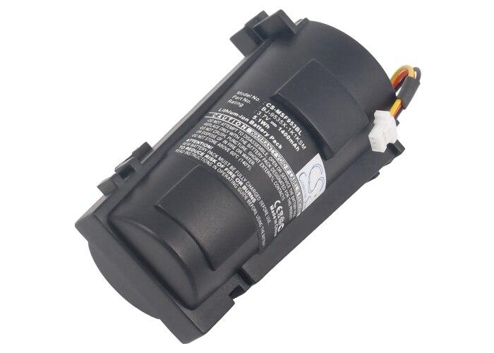 Bateria de cameron sino para metrologic ms9535bt, voyager 9535bt de alta capacidade