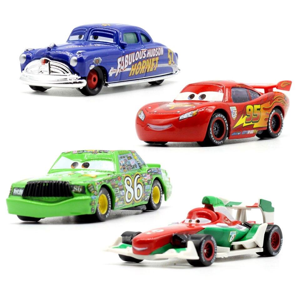 20 Стиль Disney Pixar Машинки 3 игрушки для детей LIGHTNING McQUEEN Высокое качество Пластиковые игрушечные машинки модели персонажей из мультфильмов рож...