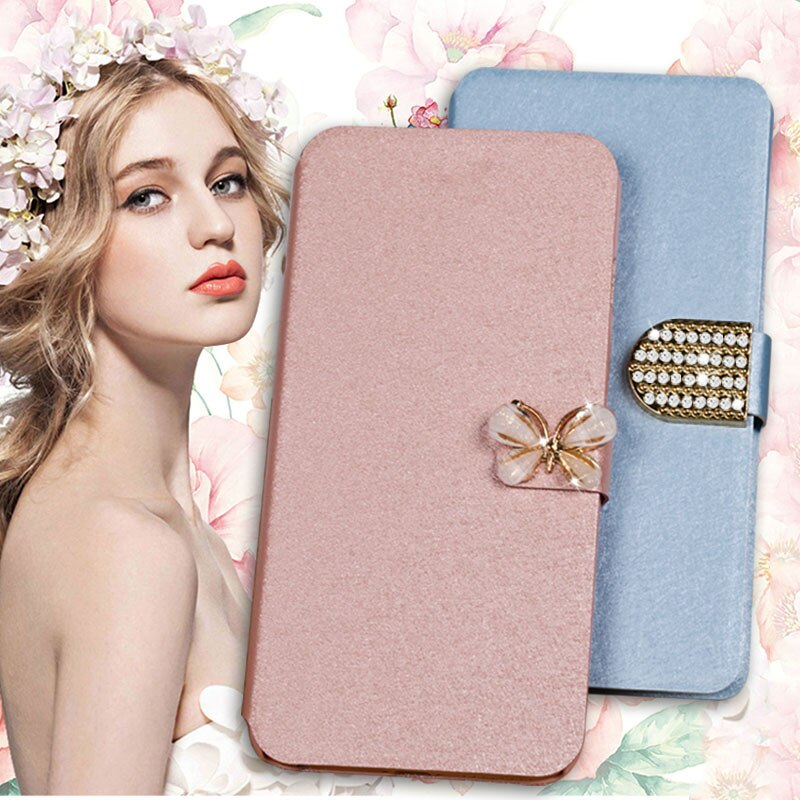 Flip brieftasche Fall für ALCATEL ONE Touch Pixi 3 4,5 4027D 4028E 5017A Leder coque für Alcatel Pop 3 5,0 5015D 5,5 ''5025D abdeckung