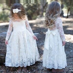 kids summer dress designs baby girl summer party dress blue gold white girls long frock full sleeves bohemian dress