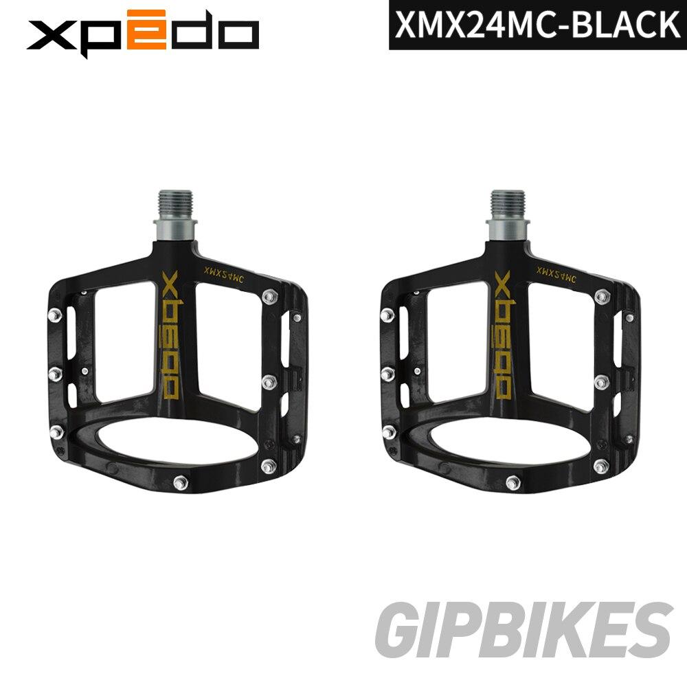 XPEDO велосипедные педали магния MTB горный велосипед SPRY XMX24MC ультралегкие педали 255 г 6 цветов