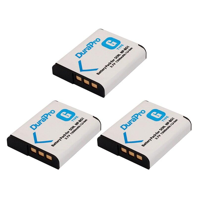 3pc NP-BG1 NP BG1 BG1 akumulator litowo-jonowy ciasto dla SONY DSC W130 W210 W220 W300 H10 H50 H70 W290 HX7 HX10 HX30 WX10 H55 HX9