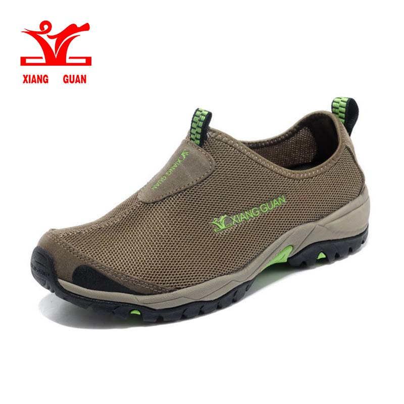 XIANG GUAN Aqua Wasser Schuhe Männer Atmungsaktive Turnschuhe Frauen Durable Klettern Berg Schuhe Neue Ankunft Wandern Schuh Heißer Verkauf