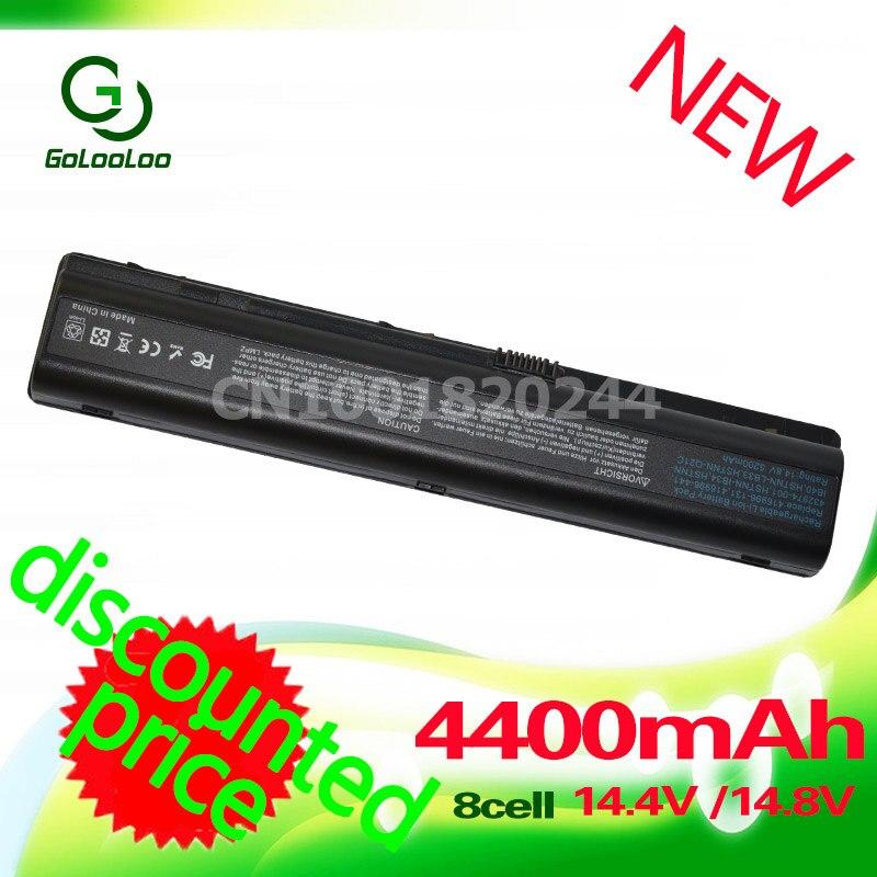 Golooloo batería para HP Pavilion DV9000 DV9100 DV9200 DV9500 DV9300 DV9600 DV9700 HSTNN-IB34 HSTNN-Q21C HSTNN-UB33 HSTNN-IB40