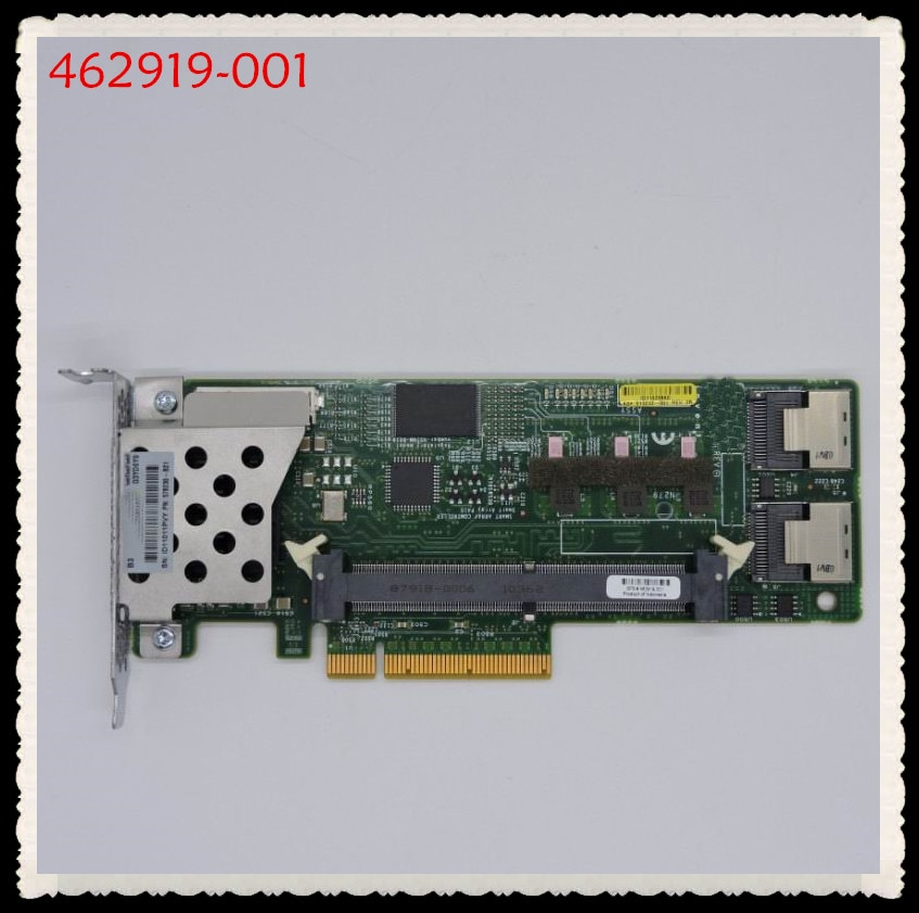462919-001 013233-001 Array SAS P410 RAID Controller Card 6Gb PCI-E(only card without ram)