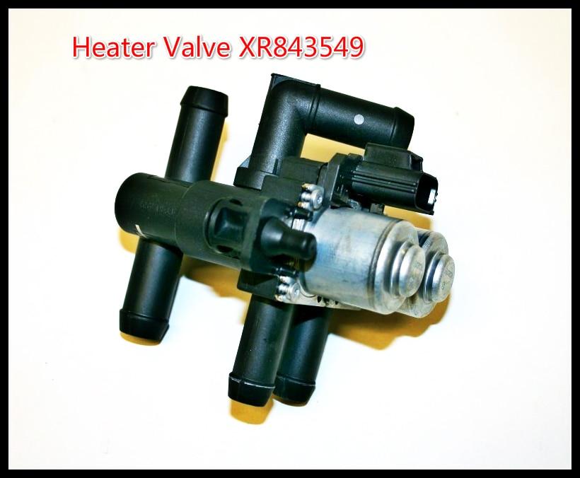 Garantía de 3 años para JAGUAR S Tipo de calentador de agua, diésel de modelos DIESEL XR843549 - O.E calidad