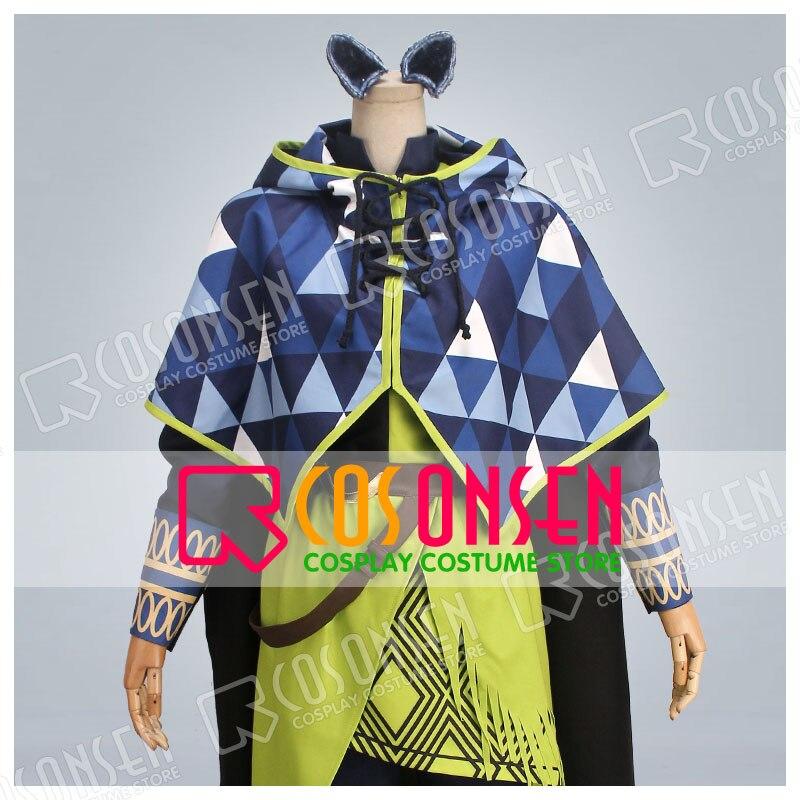 Игра COSPLAYONSEN A3! Приключения для сардины Лето Miyoshi Kazunari Косплей Костюм Полный комплект костюм для взрослых новый стиль